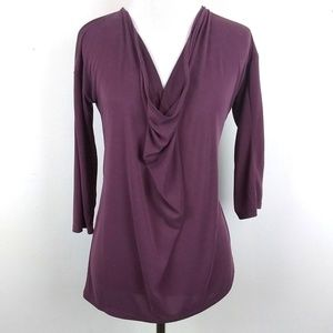 Urban Outfitters Silence+Noise Drapped Top | sz  M